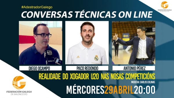 "Chegan as ""Conversas Técnicas On Line"""